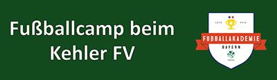 Kehler FV 07 Fussballcamp