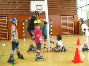 Inline-Skate Kurs Kehl Kinder
